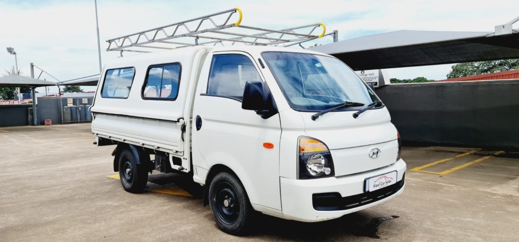 2017 hyundai h-100 bakkie 2.6d chassis cab | kloof cars